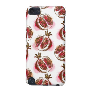 Pattern with pomegranate iPod touch 5G cover