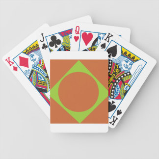 pattern-zazzle-8 bicycle playing cards