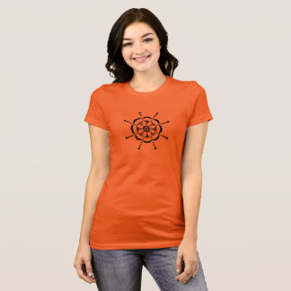 Patterned Floral T-Shirt