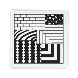 Patterned Rectangles