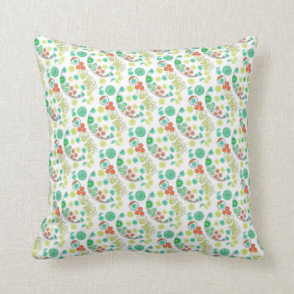 Patterned Throw Cushion