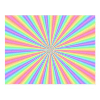 Patterns 1 postcard