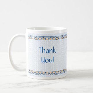 Patterns & Borders 2 Thank You Mug