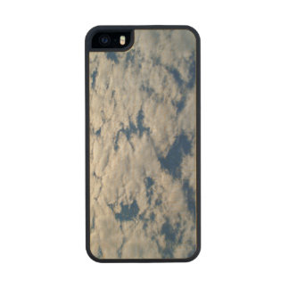 Patterns In The Sky Carved® Maple iPhone 5 Slim Case