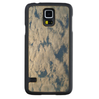 Patterns In The Sky Carved® Maple Galaxy S5 Case