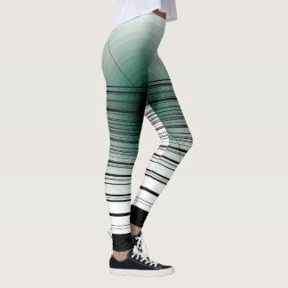 patterns leggings