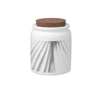 Patterns Candy Jar