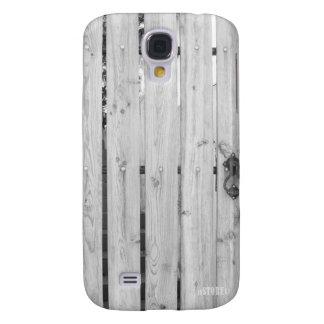 Patterns & Textures 3G/3GS Case - Wooden Door Galaxy S4 Case