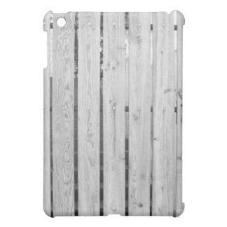 Patterns & Textures iPad Case - Wooden Door (B&W)