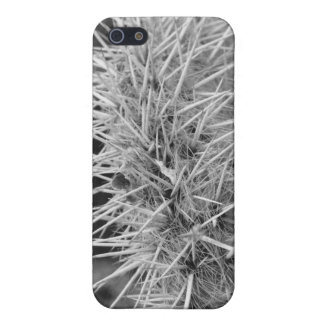 Patterns & Textures iPhone 4 Case - Land of Spikes