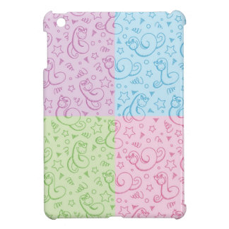 patterns with snakes iPad mini case