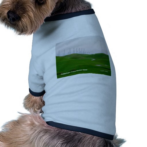 Patterson Pass Road California Products Dog Clothing