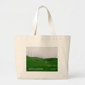 Patterson Pass Road California Products Jumbo Tote Bag