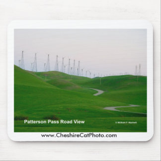 Patterson Pass Road California Products Mousepad