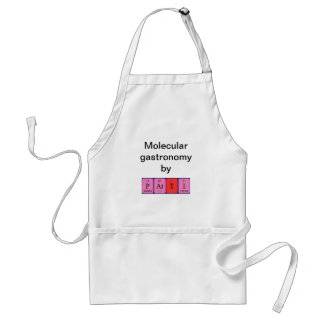 Patti periodic table name apron