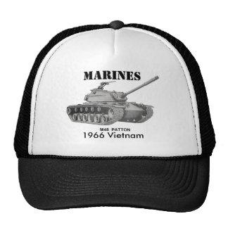 Patton Tank Marines Cap