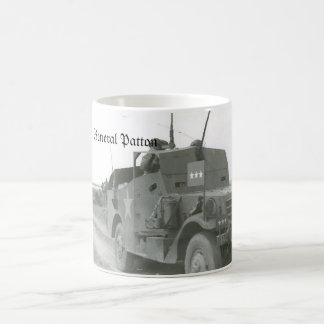 Pattons-M3A1-scout-car-1 Coffee Mug