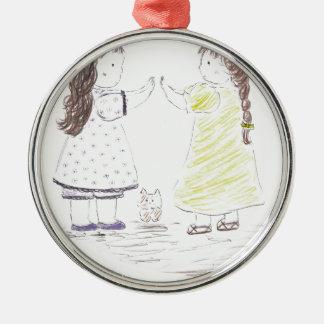 Patty Cake Christmas Ornament