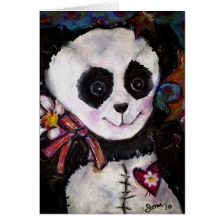 Patty's Panda Card