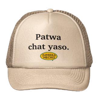 Patwa Trucker Hat