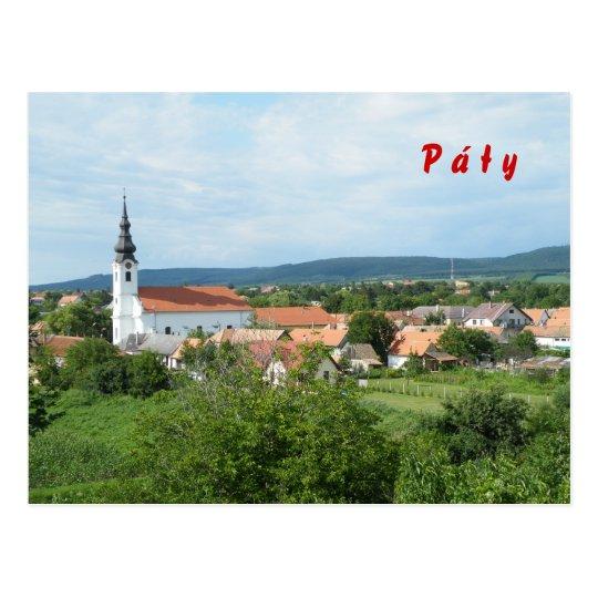 Paty Postcard