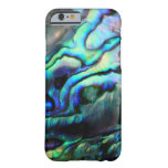 Paua abalone detail barely there iPhone 6 case