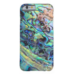Paua abalone shell detail barely there iPhone 6 case