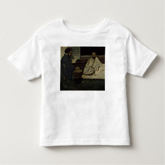 Paul Alexis  Reading a Manuscript Toddler T-Shirt