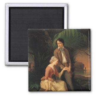 Paul and Virginie Magnet