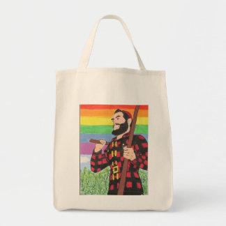 Paul Bunyan Bangor, Maine 2013 Pride Tote Bag