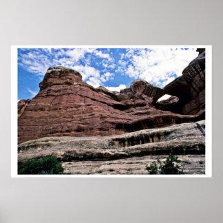 Paul Bunyon s Potty - Canyonlands National Park Posters