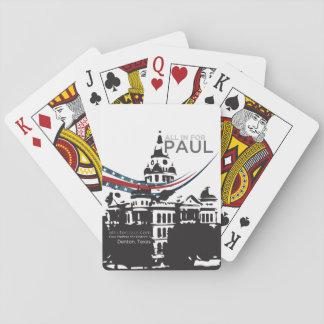 Paul Card Set Poker Deck