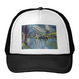 Paul Cézanne - Annecy Lake Cap