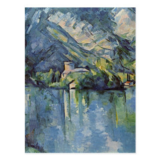Paul Cézanne - Annecy Lake Postcard