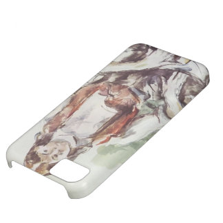 Paul Cezanne- Boy in a Red Vest iPhone 5C Covers