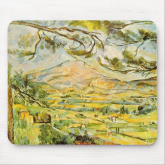 Paul Cezanne Cards and Gifts - Customizable Mouse Mat
