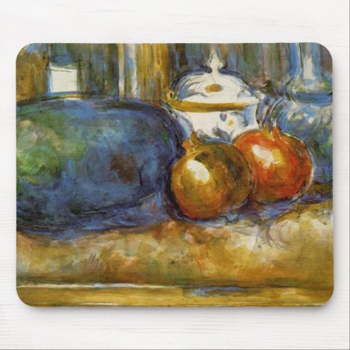 Paul Cezanne Cards, Gifts, Totes, Mugs Mouse Mat