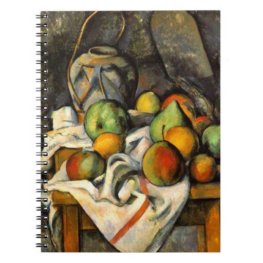 Paul Cezanne Fine Art Plates, Tiles, Gift Boxes Note Books