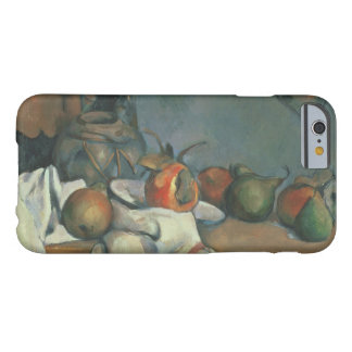 Paul Cezanne - Ginger Pot with Pomegranate Barely There iPhone 6 Case