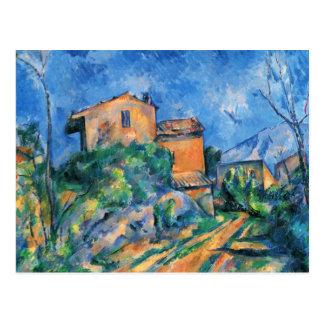Paul Cezanne - Maison Maria Postcard