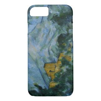 Paul Cezanne - Mont Sainte-Victoire & Chateau Noir iPhone 7 Case