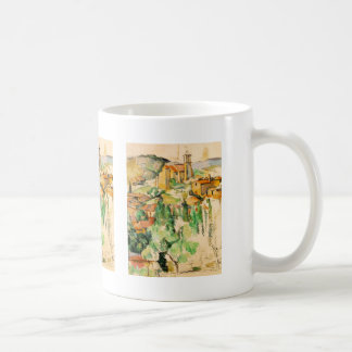 Paul Cezanne Mugs, Totes, Cards, GIfts Basic White Mug