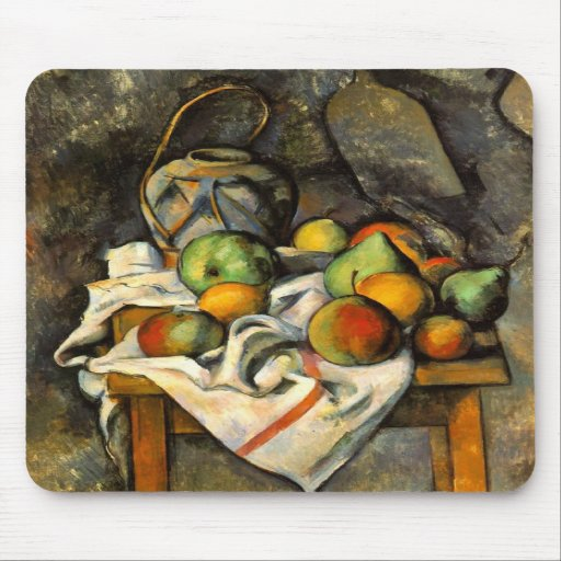 Paul Cezanne Mugs, Totes, Cards, GIfts Mouse Pads