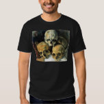 Paul Cézanne - Pyramid of Skulls Tshirt