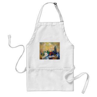 Paul Cezanne - Still life Rum Aprons