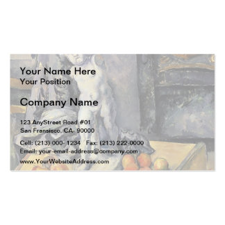 Paul Cezanne- Still Life with Plaster Cupid Business Cards