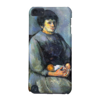 Paul Cezanne - Woman with Doll iPod Touch 5G Case
