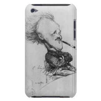 Paul Ferdinand Gachet (1862-1930) c.1887 (pencil o Barely There iPod Covers