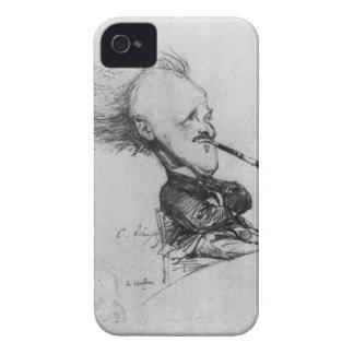 Paul Ferdinand Gachet (1862-1930) c.1887 (pencil o iPhone 4 Covers