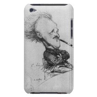 Paul Ferdinand Gachet (1862-1930) c.1887 (pencil o iPod Case-Mate Case